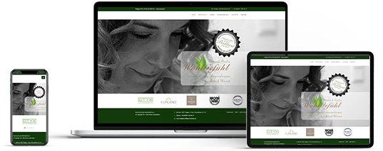 Website Studio Wohlgefühl