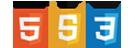 html, javascript, css