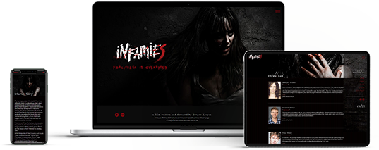 Website Infamies the movie